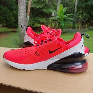 Nike Shoes - Nike Air Max 270 shoes Red Orbit